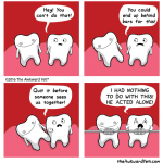 tooth comic